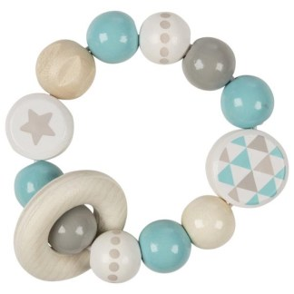 Turquoise Elastic Star Touch Ring (Heimess 765840) - LeVidaBaby