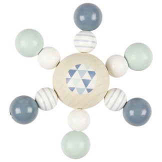 Heimess Blue Spinning Top Touch Ring - LeVidaBaby