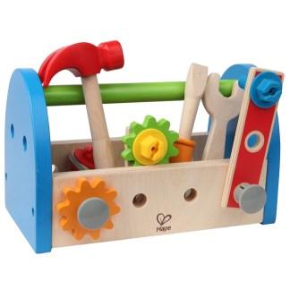 Fix-It Tool Box - Wooden Toy by Hape | LeVida Toys