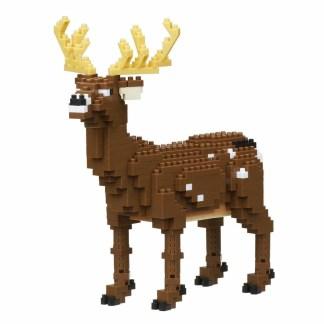 Nanoblock's Animals Deluxe Edition Collection, Deer (NBM-024)