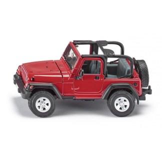 Siku Jeep Wrangler 1:32 Scale Model (4870)   LeVida Toys