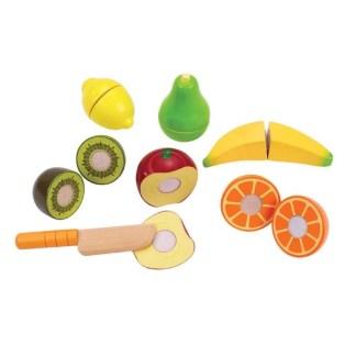 Hape Fresh Fruit (E3117) play food set | LeVida Toys
