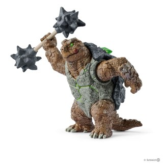 Armoured Turtle with Weapon (Schleich 42496) | LeVida Toys