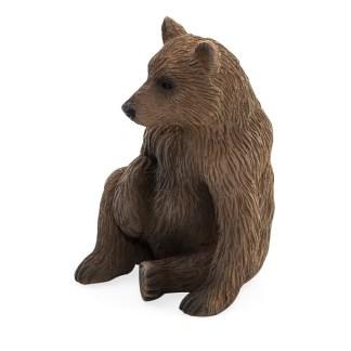 Grizzly Bear Cub (Animal Planet 387217) | LeVida Toys