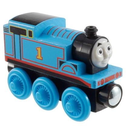 Thomas & Friends Wooden Railway: Thomas (GGG29)   LeVida Toys