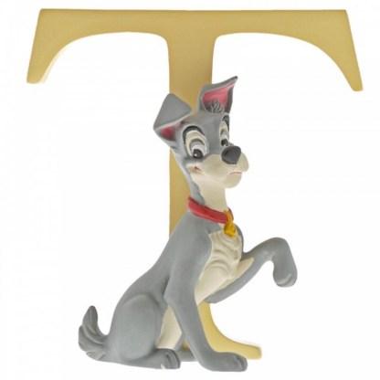 """T"" - Tramp - Disney Letter | LeVida Toys"