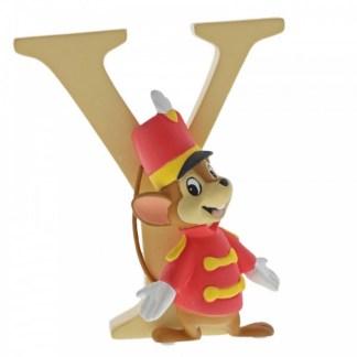 """Y"" - Timothy Q Mouse - Disney Letter | LeVida Toys"