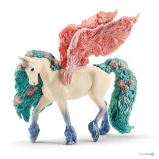 Flower Pegasus Bayala figure (Schleich 70590)   LeVida Toys