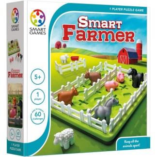 Smart Things Smart Farmer - Original Puzzle Game | LeVida Toys