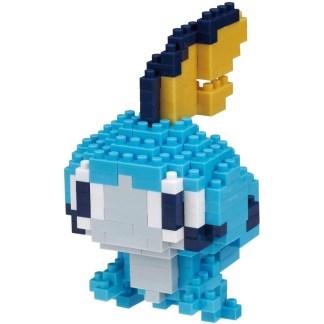 Nanoblock Pokemon: Sobble(NBC-061) | LeVida Toys