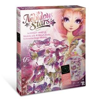 Butterfly Wings Mobile (Nebulous Stars 11124) | LeVida Toys