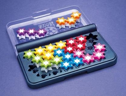 Smart Games IQ Stars - Pocket Puzzle Game   LeVida Toys