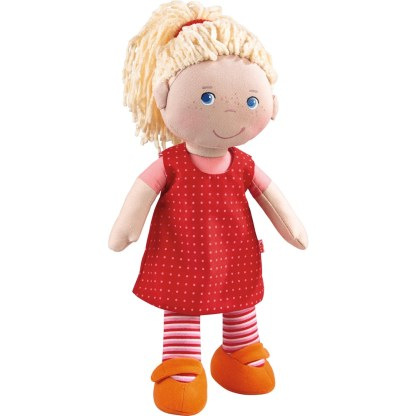 Fabric Annelie Doll by Haba (302108) | LeVida Toys
