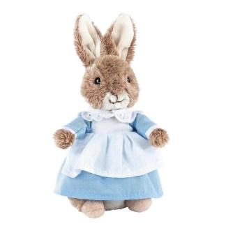 Mrs. Rabbit small soft toy by Gund | LeVida Toys