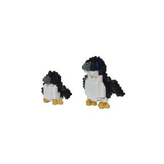 Fairy Penguins (Nanoblock NBC-310) | LeVida Toys