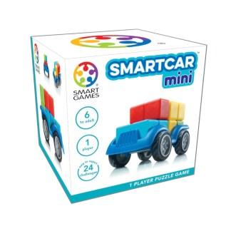 Smart Games SmartCar Mini Compact Puzzle Game | LeVida Toys