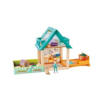 Hape Furry Friend Vet Set (E3408) | LeVida Toys
