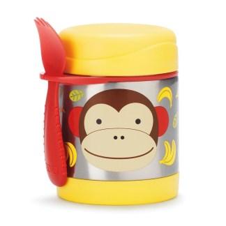 Skip Hop - Zoo Food Jar: Marshall Monkey | LeVida Toys