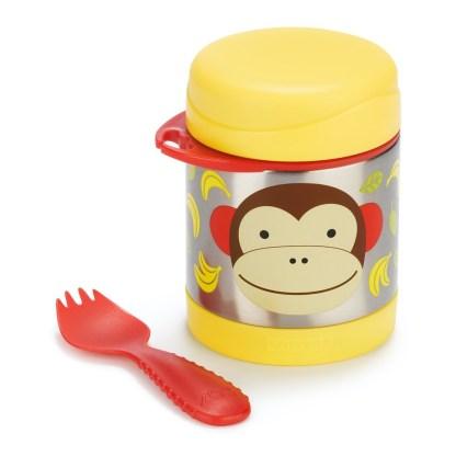 Skip Hop - Zoo Food Jar: Marshall Monkey   LeVida Toys