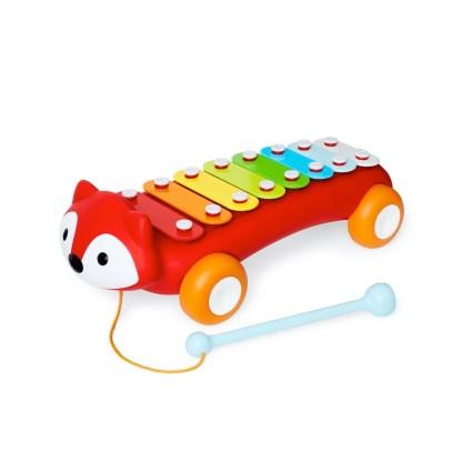 Skip Hop - Explore & More Fox Xylophone | LeVida Toys