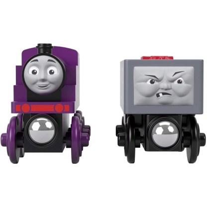 Thomas & Friends Wooden Railway: Ryan & S. C. Ruffey   LeVida Toys