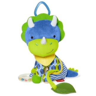 Skip Hop Bandana Buddies Activity Toy - Dino | LeVida Toys