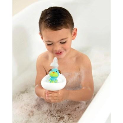 Skip Hop Zoo Squeeze & Shower Dog | LeVida Toys