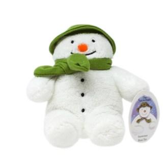 The Snowman Bean Toy by Rainbow Designs   LeVida Toys