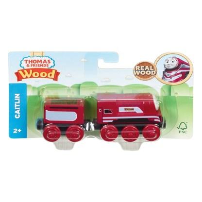 Thomas & Friends Wooden Railway: Caitlin | LeVida Toys