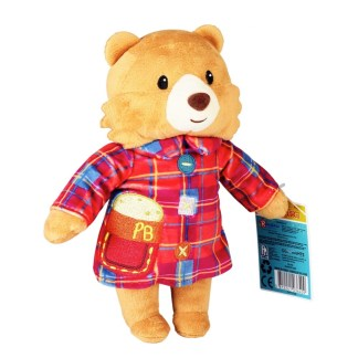 The Adventures of Paddington - Paddington in Pyjamas soft toy | LeVida Toys