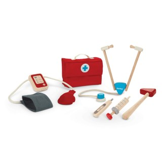 Plan Toys Doctor Set wooden role-play toy | LeVida Toys