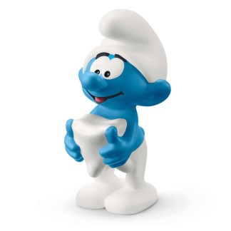 Schleich Smurf with Tooth (Model No. 20820) | LeVida Toys
