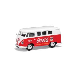 Corgi Coca Cola Early 1960's VW Camper   LeVida Toys