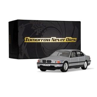 Corgi James Bond BMW 750i 'Tomorrow Never Dies'   LeVida Toys