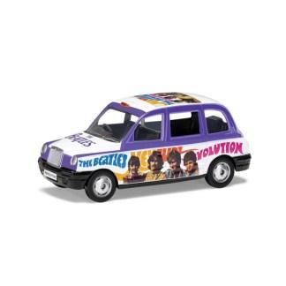 Corgi The Beatles: London Taxi 'Hey Jude' model | LeVida Toys
