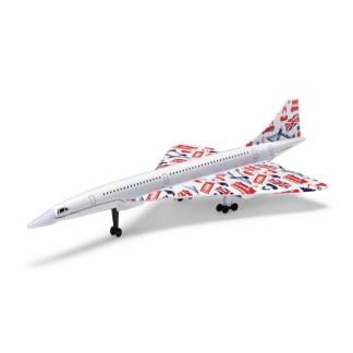 Corgi Best of British Concorde die-cast model   LeVida Toys