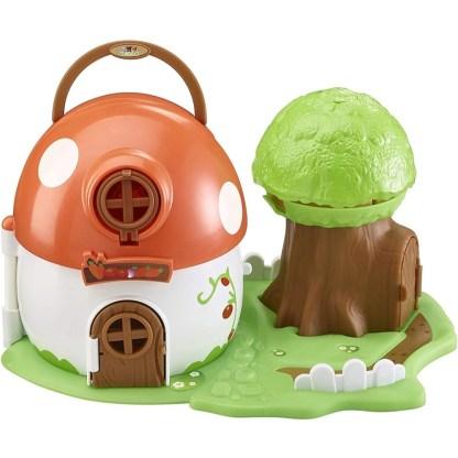 Timber Tots Mushroom Surprise House | LeVida Toys