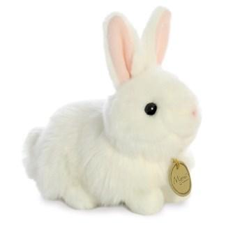 Aurora MiYoni Angora Bunny soft toy | LeVida Toys