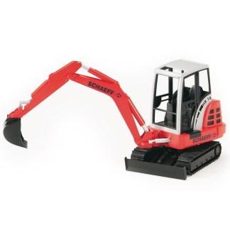 Bruder Schaeff Mini Excavator (02432) | LeVida Toys