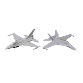 Corgi US Strike Force Collection F-18 and F-16   LeVida Toys