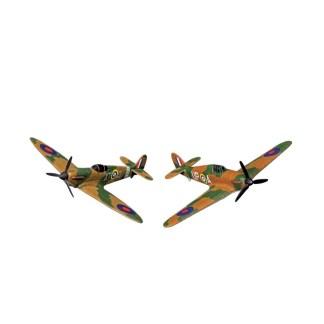 Corgi Battle of Britain Collection Spitfire and Hurricane   LeVida Toys