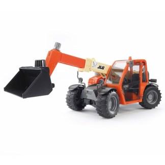 Bruder JLG Telescopic Loader - 02140   LeVida Toys