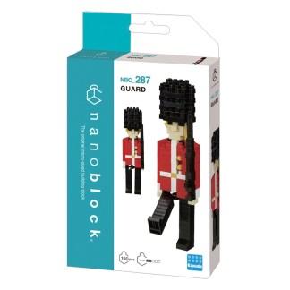 Nanoblock Mini Collection: Grenadier Guard   LeVida Toys