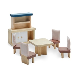 Plan Toys Dining Room Furniture - Orchard Collection | LeVida Toys
