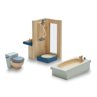 Plan Toys Bathroom Furniture - Orchard Collecton | LeVida Toys