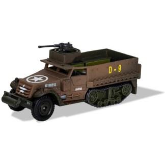 Corgi M3 Half-Track 41st Armoured Infantry   LeVida Toys