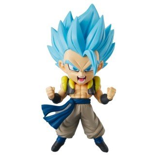Dragon Ball Chibi Masters: Super Saiyan Blue Gogeta - LeVida Toys