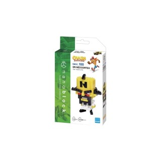 Nanoblock Crash Bandicoot: Dr Neo Cortex - LeVida Toys