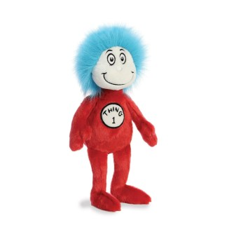 Dr Suess Thing 1 Soft Toy - LeVida Toys