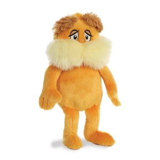 Dr Suess The Lorax Soft Toy - LeVida Toys
